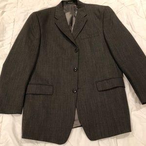 Calvin Klein sport jacket 100% wool